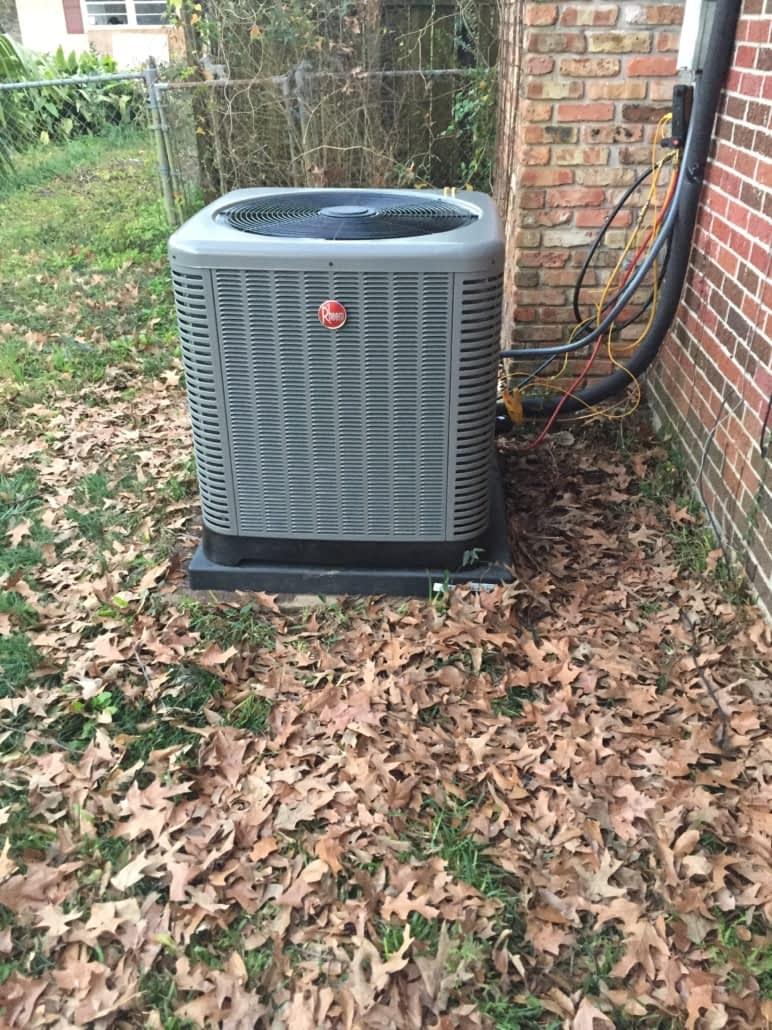 HVAC companies Prairieville LA