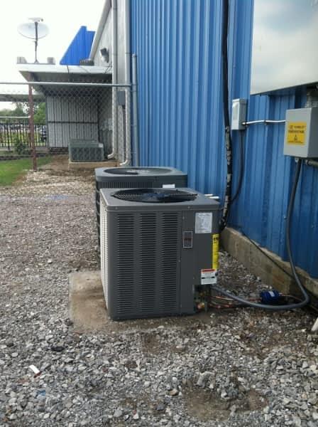 HVAC service near me Prairieville LA