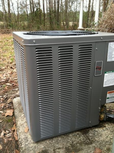 HVAC system Denim Springs LA