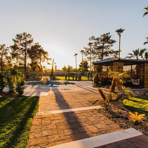 landscaping services Las Vegas NV