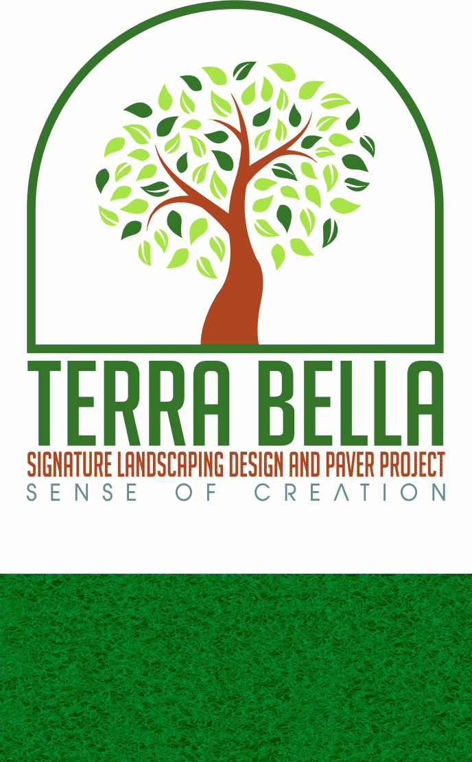 Terra Bella signature Landscaping Design and paver project