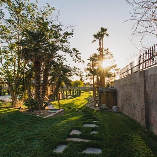 custom design landscaping Henderson NV